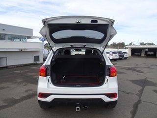 2019 Mitsubishi ASX XC MY19 LS 2WD White 6 Speed Automatic Wagon