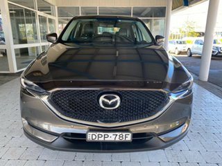 2017 Mazda CX-5 Maxx Sport Titanium Flash Sports Automatic Wagon.