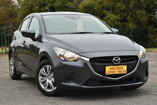 Used Mazda 2 DJ2HAA Neo SKYACTIV-Drive Melrose Park, 2017 Mazda 2 DJ2HAA Neo SKYACTIV-Drive Grey 6 Speed Sports Automatic Hatchback