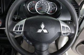 2015 Mitsubishi Triton MN MY15 GLX (4x4) White 5 Speed Manual 4x4 Double Cab Utility