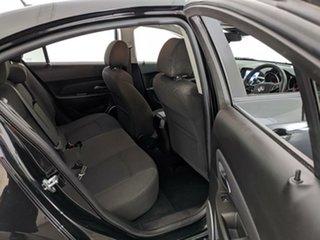 2015 Holden Cruze JH Series II MY16 Equipe Black 5 Speed Manual Sedan