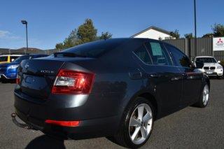2016 Skoda Octavia NE MY17 Style Sedan DSG 110TSI Grey 7 Speed Sports Automatic Dual Clutch Liftback.