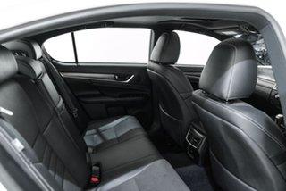 2015 Lexus GS GRL10R GS350 F Sport White 8 Speed Sports Automatic Sedan