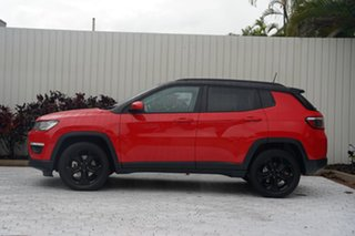 2020 Jeep Compass M6 MY20 Night Eagle FWD Red 6 Speed Automatic Wagon