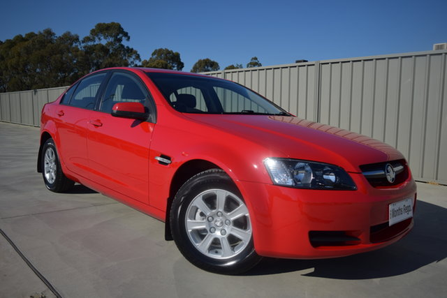 Used Holden Commodore VE Omega Echuca, 2008 Holden Commodore VE Omega Red 4 Speed Automatic Sedan