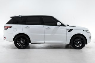 2015 Land Rover Range Rover Sport L494 15.5MY S White 8 Speed Sports Automatic Wagon