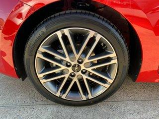 2021 Kia Rio YB MY22 SX Signal Red 6 Speed Automatic Hatchback
