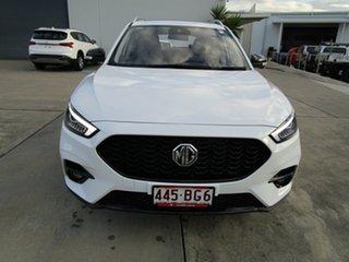 2020 MG ZST MY21 Essence White 6 Speed Automatic Wagon.