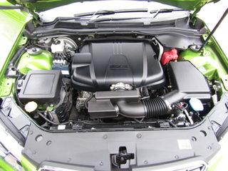 2015 Holden Commodore VF MY15 SV6 Sportwagon Adventurine Green 6 Speed Sports Automatic Wagon