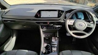 2021 Hyundai Sonata DN8.V1 MY21 N Line DCT Hamtpon Grey / 8 Speed Sports Automatic Dual Clutch Sedan