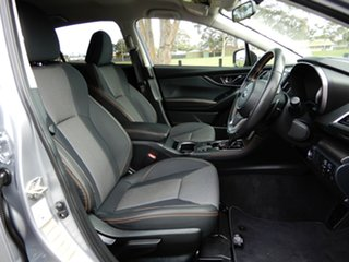 2017 Subaru XV G5X MY18 2.0i-L Lineartronic AWD Silver 7 Speed Constant Variable Wagon