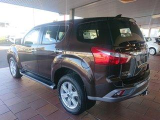 2017 Isuzu MU-X UC MY16.5 LS-U (4x4) Brown 6 Speed Automatic Wagon