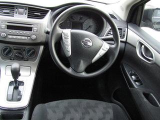 2014 Nissan Pulsar B17 ST Abyss Black 1 Speed Constant Variable Sedan