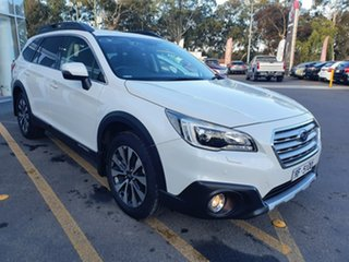 2016 Subaru Forester S4 MY16 2.5i-S CVT AWD White 6 Speed Constant Variable Wagon.
