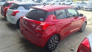 2021 Suzuki Swift SWIFT6 SWIFT GLX AUTO Burning Red Hatchback.