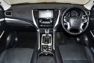 2019 Mitsubishi Pajero Sport QE MY19 GLX Sterling Silver 8 Speed Sports Automatic Wagon