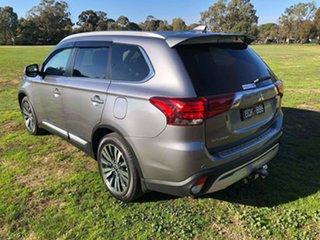 2018 Mitsubishi Outlander ZL MY19 Exceed AWD Grey 6 Speed Sports Automatic Wagon.