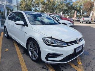 2017 Volkswagen Golf VII MY17 110TDI DSG Highline White 6 Speed Sports Automatic Dual Clutch.
