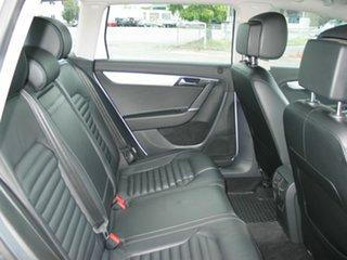 2012 Volkswagen Passat 3C MY12 125 TDI Highline White 6 Speed Direct Shift Wagon