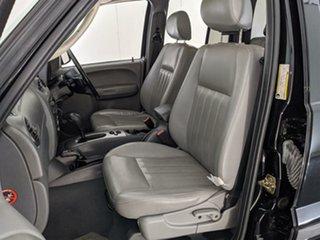 2007 Jeep Cherokee KJ MY2006 Sport Black 4 Speed Automatic Wagon.