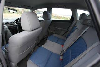 2004 Mazda 3 BK10F1 Neo Silver 5 Speed Manual Hatchback
