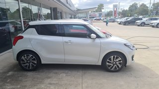 2021 Suzuki Swift SWIFT6 SWIFT GLX AUTO Pure White Pearl Hatchback.