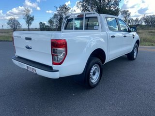 2020 Ford Ranger PX MkIII 2021.25MY XL Arctic White 6 Speed Sports Automatic Double Cab Pick Up