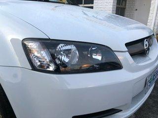 2008 Holden Ute VE Omega Heron White 4 Speed Automatic Utility