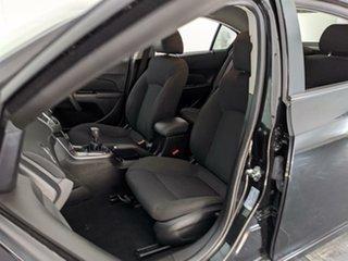 2015 Holden Cruze JH Series II MY16 Equipe Black 5 Speed Manual Sedan.