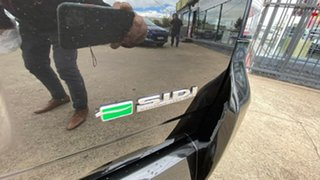2012 Holden Ute VE II SV6 Thunder Black 6 Speed Manual Utility