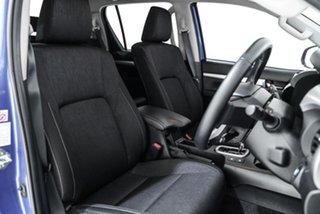 2019 Toyota Hilux GUN126R SR5 Double Cab Blue 6 Speed Sports Automatic Utility