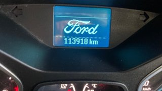 2015 Ford Kuga TF MY15 Ambiente 2WD White 6 Speed Manual Wagon