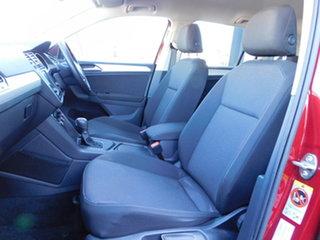 2016 Volkswagen Tiguan 5N MY17 110TSI DSG 2WD Trendline 6 Speed Sports Automatic Dual Clutch Wagon