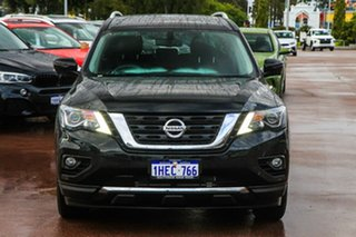 2020 Nissan Pathfinder R52 Series III MY19 ST-L X-tronic 2WD Black 1 Speed Constant Variable Wagon
