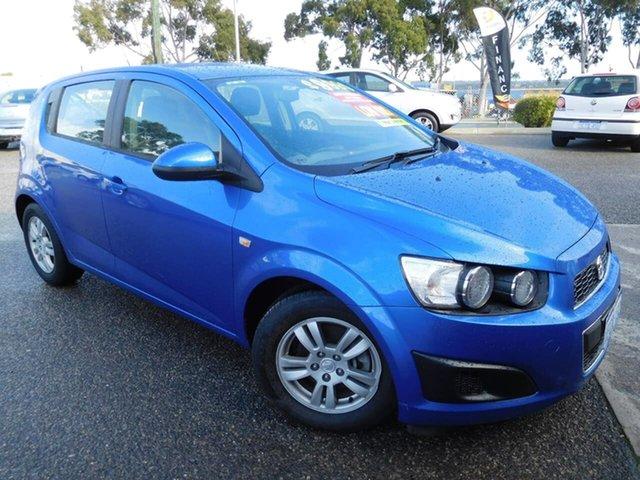 Used Holden Barina TM MY13 CD Wangara, 2013 Holden Barina TM MY13 CD Blue 6 Speed Automatic Hatchback