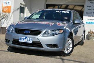 2008 Ford Falcon FG XT Silver 5 Speed Auto Seq Sportshift Sedan.