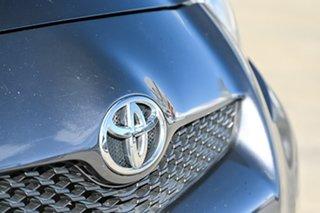 2009 Toyota Yaris NCP90R MY09 Edge Grey 4 Speed Automatic Hatchback.