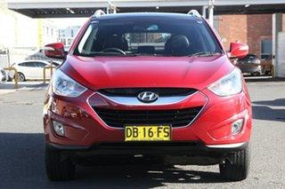 2011 Hyundai ix35 LM MY11 Highlander (AWD) Red 6 Speed Automatic Wagon