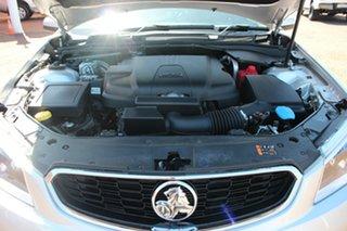2017 Holden Commodore VF II MY17 SV6 Silver 6 Speed Automatic Sedan