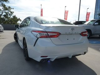 2020 Toyota Camry GSV70R SX Frosted White 8 Speed Sports Automatic Sedan.