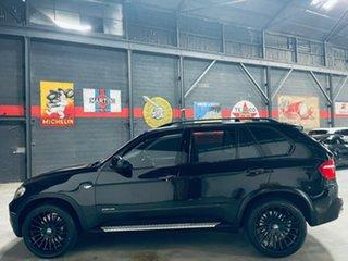 2010 BMW X5 E70 MY10 xDrive48i Steptronic Black 6 Speed Sports Automatic Wagon