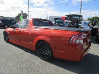 2009 Holden Ute VE MY09.5 SS V Orange 6 Speed Sports Automatic Utility.