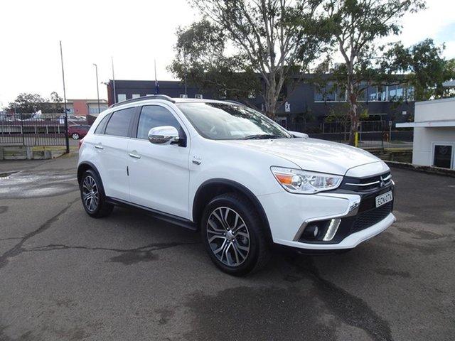 Used Mitsubishi ASX XC MY19 LS 2WD Nowra, 2019 Mitsubishi ASX XC MY19 LS 2WD White 6 Speed Automatic Wagon