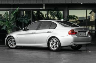 2008 BMW 3 Series E90 MY08 320i Steptronic Silver 6 Speed Sports Automatic Sedan.