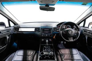 2017 Volkswagen Touareg 7P MY17 150TDI Tiptronic 4MOTION White 8 Speed Sports Automatic Wagon