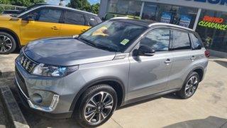 2021 Suzuki Vitara VITARA1 VITARA S-TURBO GLX+ AUTO 2WD Grey & Black Wagon.