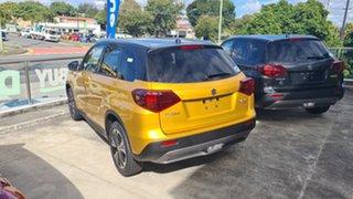 2021 Suzuki Vitara VITARA1 VITARA S-TURBO GLX+ AUTO 2WD Solar Yellow Wagon