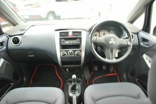 2007 Mitsubishi Colt RG MY06 Upgrade ES Blue 5 Speed Manual Hatchback