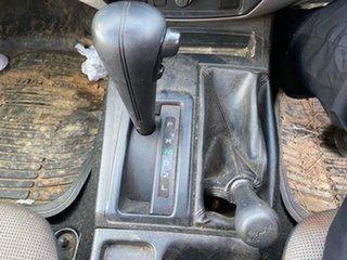 2012 Mitsubishi Triton MN MY12 GLX Double Cab White 4 Speed Automatic Utility