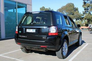 2012 Land Rover Freelander 2 LF MY12 TD4 (4x4) Black 6 Speed Automatic Wagon